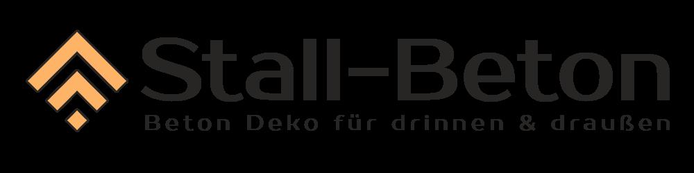 Stall-Beton